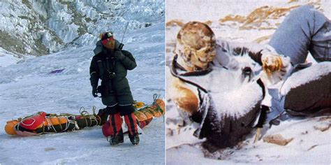 Deaths Caused By Mount Everest