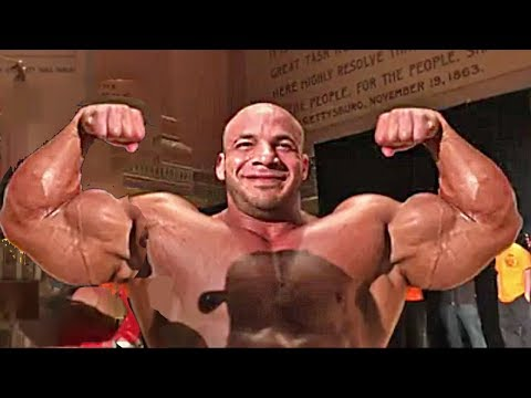 World Wide BodyBuilders: USA muscle special - Michael