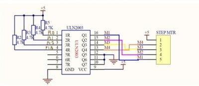 How to used ULN2003 Stepper Motor Driver Module in Arduino