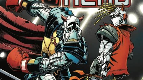Flipboard: Death's Head and the Young Avengers blow up