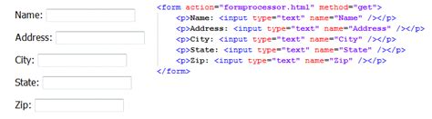 HTML Forms: From Basics to Style: Layouts
