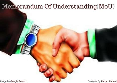 What is the difference between a MoU and an agreement? - Quora