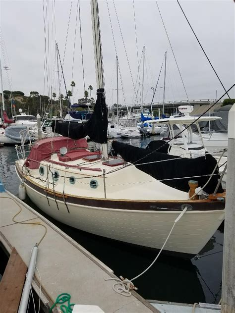 1980 Pacific Seacraft Orion 27 Sail Boat For Sale - www