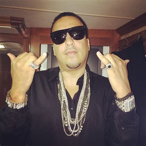 French Montana Iced Out Franck Muller King Conquistador