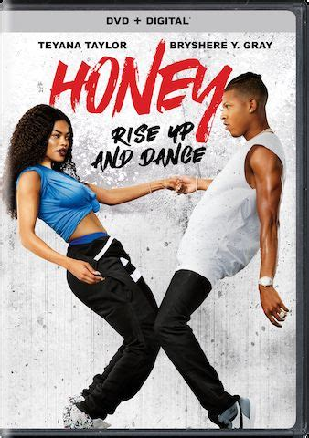 Honey Rise Up and Dance DVD, trailer, release date, poster