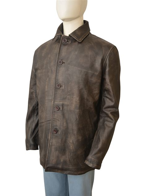 Dean Winchester Supernatural Distressed   getmyleather