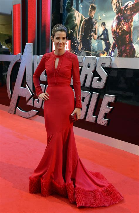 Cobie Smulders - Height:173 cm, Weight: 64 kg (With images