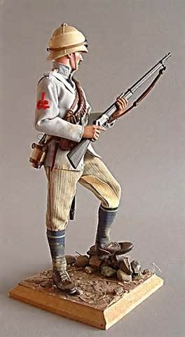 Review - Guards Camel Corps from Grenadier Miniatures