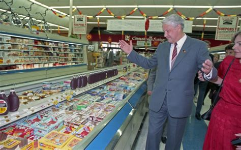When Boris Yeltsin went grocery shopping in Clear Lake